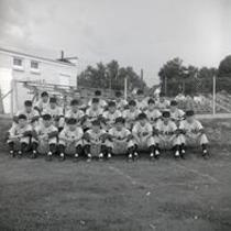 Colorado State College of Education baseball team, 1952