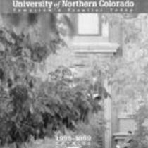 1998-1999 - University of Northern Colorado undergraduate and graduate catalog, series 48, number 2