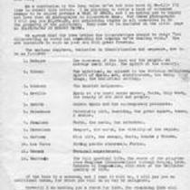 James A. Michener to Robert Vavra, May 2, 1965