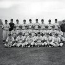 Colorado State College baseball team, 1958