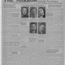 Volume 21, Number 32 : June 8, 1939