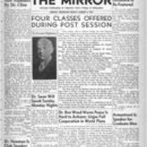 Summer edition : August 3, 1945