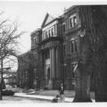 Cranford Hall, exterior