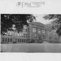 Kepner Hall, north side