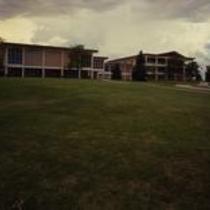 University Center exterior, south west side
