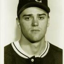Unidentified member of the University of Northern Colorado baseball team, 1994