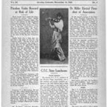 Volume 3, Number 4: November 10, 1920