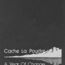 Cache la Poudre yearbook 1982-1983, volume 68