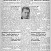 Summer edition : July 3, 1946