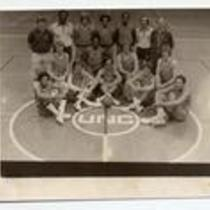 University of Northern Colorado men's basketball team, 1978