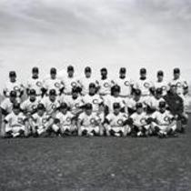 Colorado State College baseball team, 1961