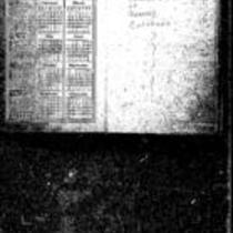 George Willard Frasier diaries, 1944