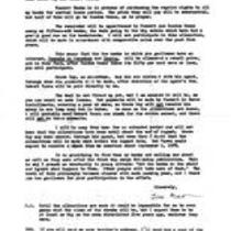 James A. Michener to Robert Vavra and A. Grove Day, May 27, 1978