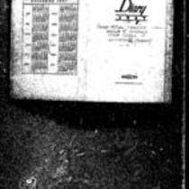 George Willard Frasier diaries, 1947