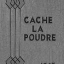 Cache la Poudre yearbook 1965