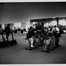 Campus Recreation Center, interior