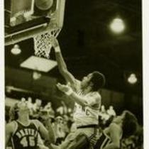 University of Northern Colorado basketball player, Rodney Smith, 1978