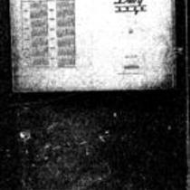 George Willard Frasier diaries, 1946
