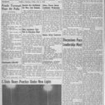 Volume XXXIX, Number 3 : October 5, 1956