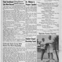Summer edition : Number 8  : August 3, 1956