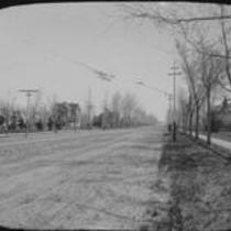 Normal Avenue, ca. 1896-1897