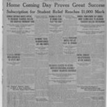 Volume 6, Number 8 : November 28, 1923