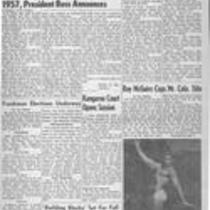 Fall edition : Number 2 : September 28, 1956