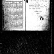 George Willard Frasier diaries, 1941