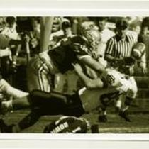 University of Northern Colorado vs. St. Cloud State University football game, ca. 1990s.