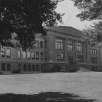 Kepner Hall, north entrance