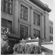 Kepner Hall, Summer 1967