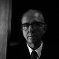 Portrait of James A. Michener