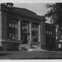 Kepner Hall, exterior
