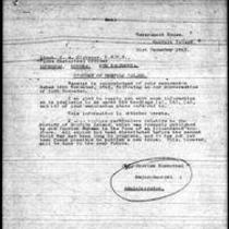1945-12-31 - Letter from Charles Rosenthal to James A. Michener