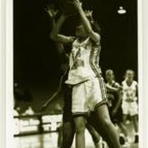 University of Northern Colorado vs. Mankato State women's basketball game, 1994.