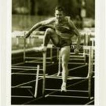 Hurdler, University of Northern Colorado track and field, 1993