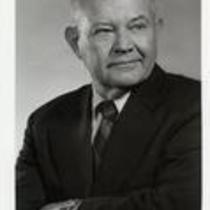 Pete Butler, baseball and basketball coach at Colorado State College of Education (later named Colorado State College), 1940-1967.