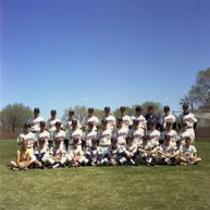 Colorado State College baseball team, 1969