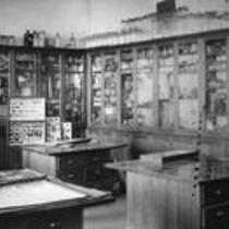 Science lab, State Normal School
