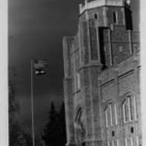 Gunter Hall, exterior