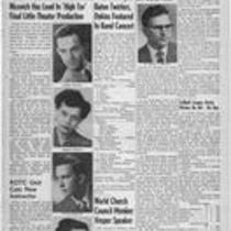 Summer edition : Number 7 ; July 30, 1954