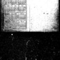 George Willard Frasier diaries, 1939