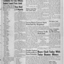 Volume XXXV, Number 23 : April 3, 1953