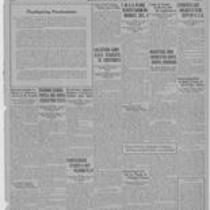 Volume 5, Number 8 : November 29, 1922