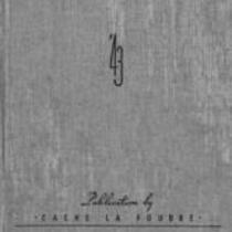 1943 - Cache la Poudre yearbook