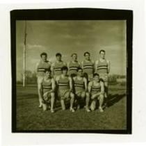 Members of the Colorado State College track and field team, 1970