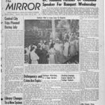 Summer edition : Number 1 : June 12, 1953