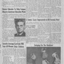 Volume XXXIX, Number 8 : November 9, 1956