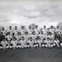Colorado State College of Education baseball team, 1955