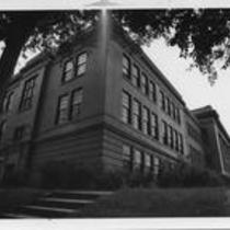 Kepner Hall, northeast corner